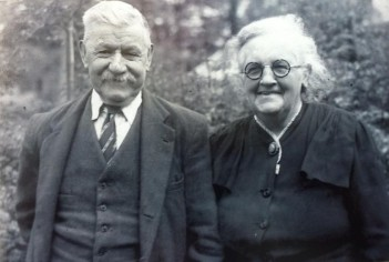 Henry Hunter and Mary Ann Wright