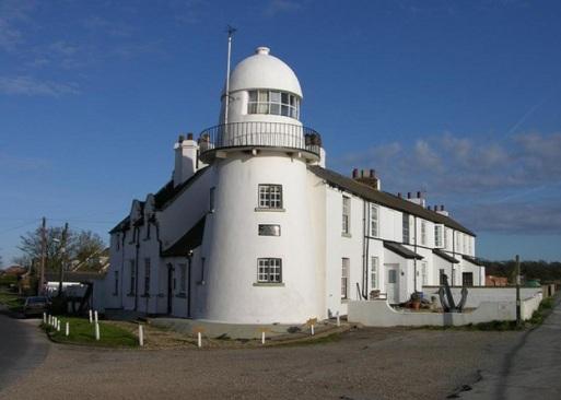 East Yorkshire - Paull Lighthouse