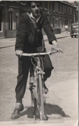 Ronald Beacock as a Messenger Boy.jpg